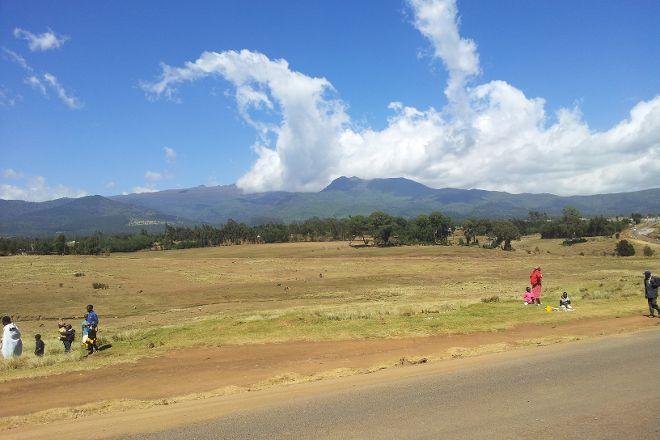 Elephant Hill, Nairobi, Kenya