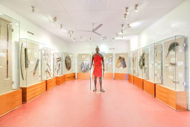 Enashipai Maa Museum, Naivasha, Kenya