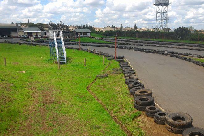 GP Karting, Nairobi, Kenya