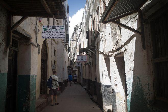 Lamu Old Town, Lamu Island, Kenya