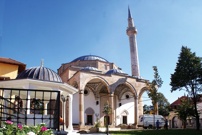 Džamija cara, Pristina, Kosovo