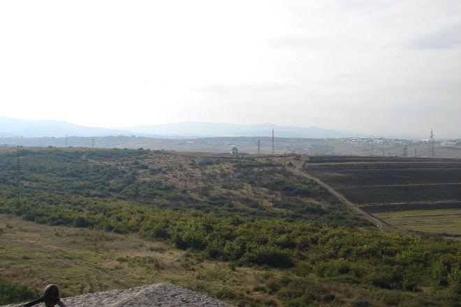Field of Blackbirds, Pristina, Kosovo