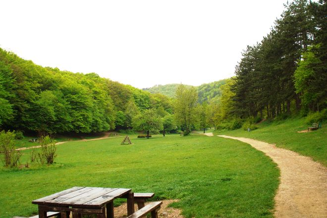 Germia Park, Pristina, Kosovo