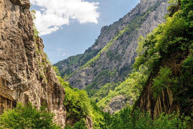 Rugova Canyon, Pec, Kosovo
