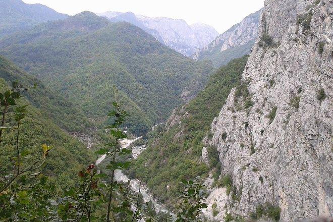 Via Ferrata Ari, Pec, Kosovo