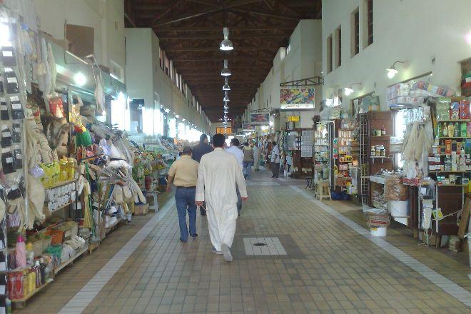 Souk Al-Mubarakiya, Kuwait City, Kuwait