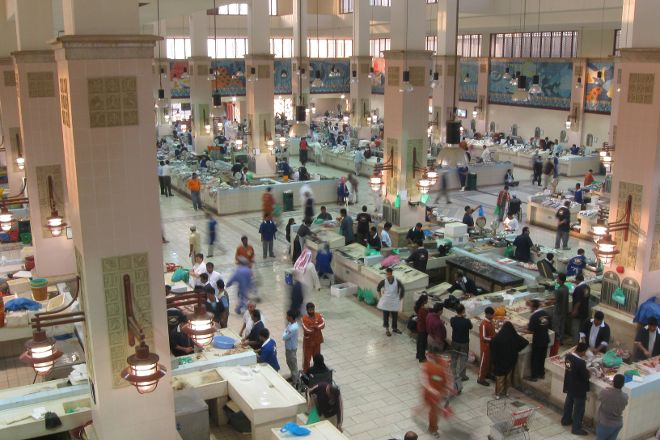 The Fish Market, Kuwait City, Kuwait