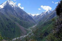 Alamedin Gorge, Bishkek, Kyrgyzstan