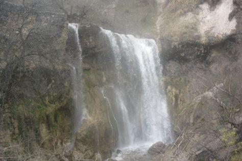 Arslanbob Waterfalls, Arslanbob, Kyrgyzstan