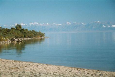 Issyk-Kul Lake, Karakol, Kyrgyzstan