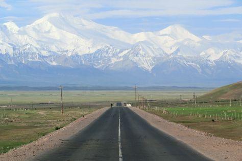 Lenin Peak, Osh, Kyrgyzstan