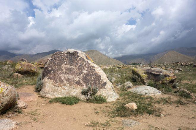 Museum of Petroglyphs, Cholpon Ata, Kyrgyzstan