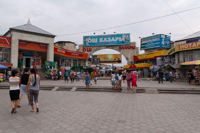 Osh Bazaar, Bishkek, Kyrgyzstan