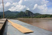 Banana Boat Tours, Luang Prabang, Laos