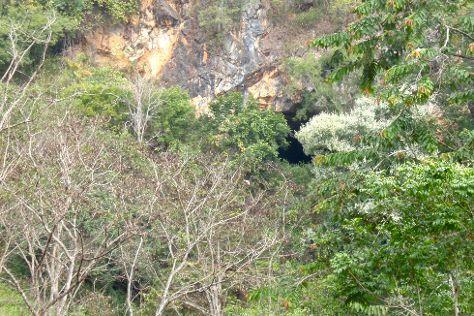 Tham Piu Cave, Xieng Khouang, Laos
