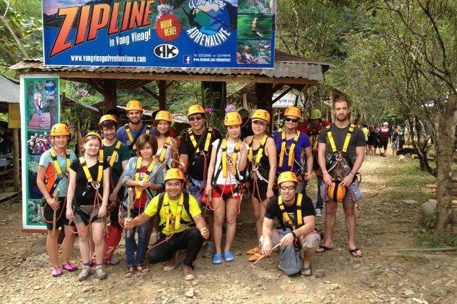 AK Home Tours - Day Tours, Vang Vieng, Laos