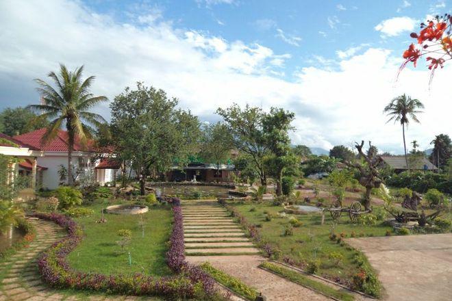 Cooking Class at Xuanmai Garden Resort, Pakse, Laos