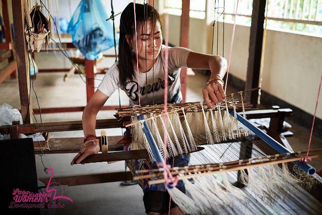 Lao Disabled Womens Development Center, Vientiane, Laos