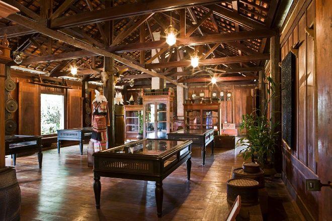 Lao Textile Museum, Vientiane, Laos