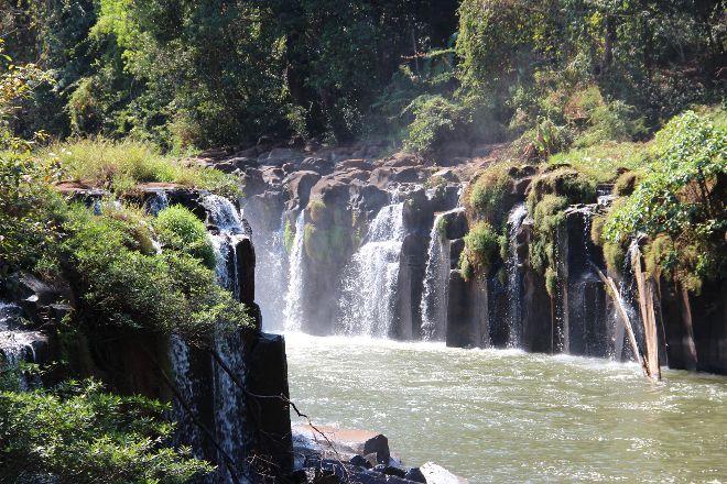 Tad Pha Suam Waterfall, Ba Chiang, Laos
