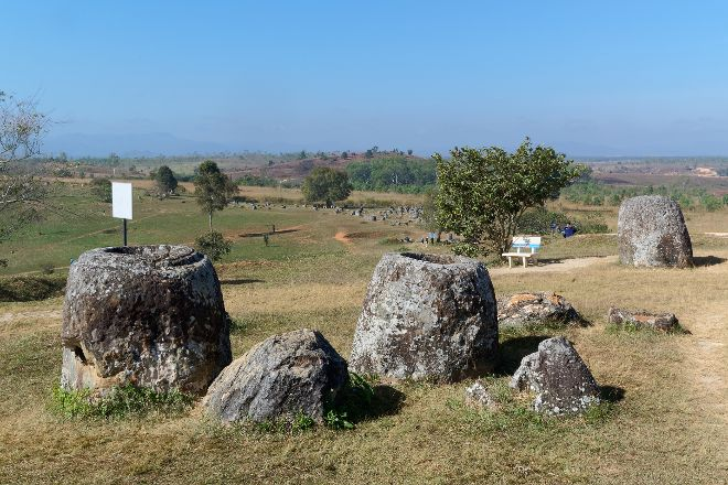 The Plain of Jars, Phonsavan, Laos