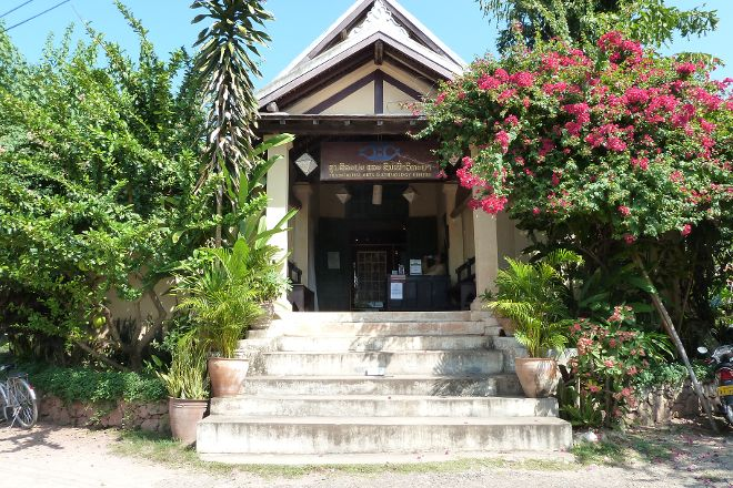 Traditional Arts and Ethnology Centre, Luang Prabang, Laos