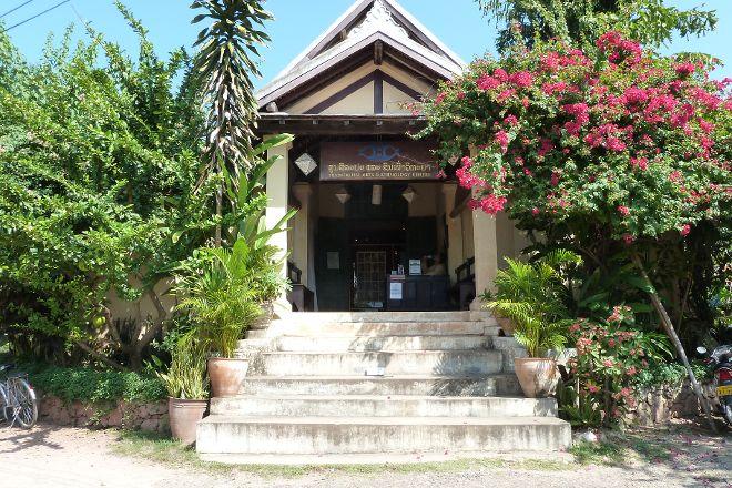 Traditional Arts and Ethnology Centre, Luang Prabang, Laos