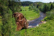 Gauja National Park, Vidzeme Region, Latvia
