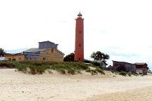 Lighthouse Akmensrags, Pavilosta, Latvia