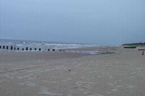 Jurmalciems beach, Jurmalciems, Latvia