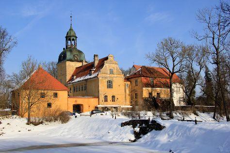 Lielstraupe Castle, Straupe, Latvia