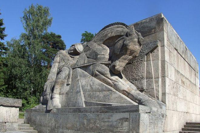 Brothers' Cemetery, Riga, Latvia