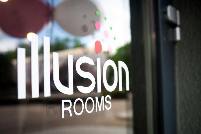 Illusion Rooms Riga, Riga, Latvia