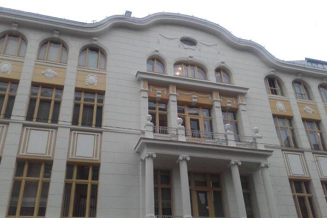 Jewish Museum / Museum Jews in Latvia, Riga, Latvia