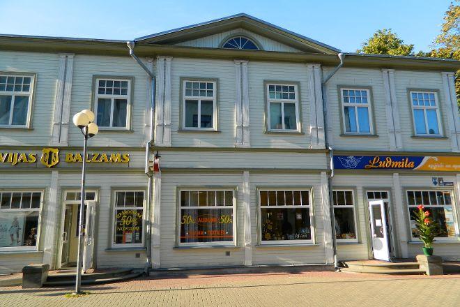 Jomas iela, Jurmala, Latvia