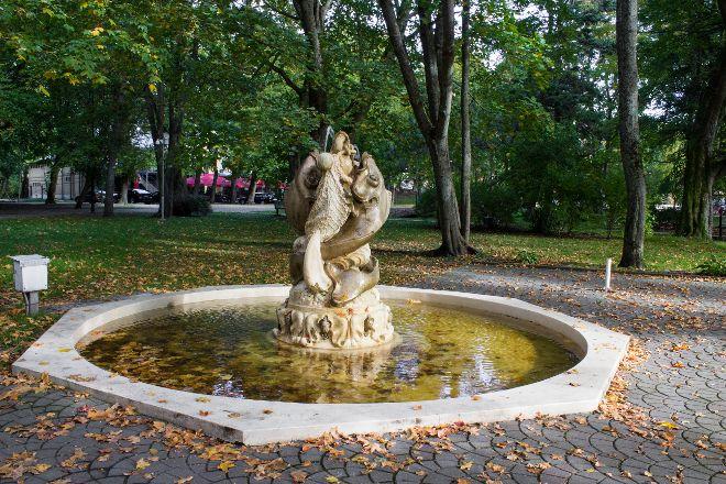 Jurmalas Park, Liepaja, Latvia