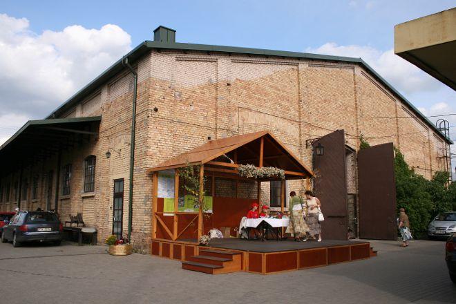 Latvian Railway History Museum, Riga, Latvia