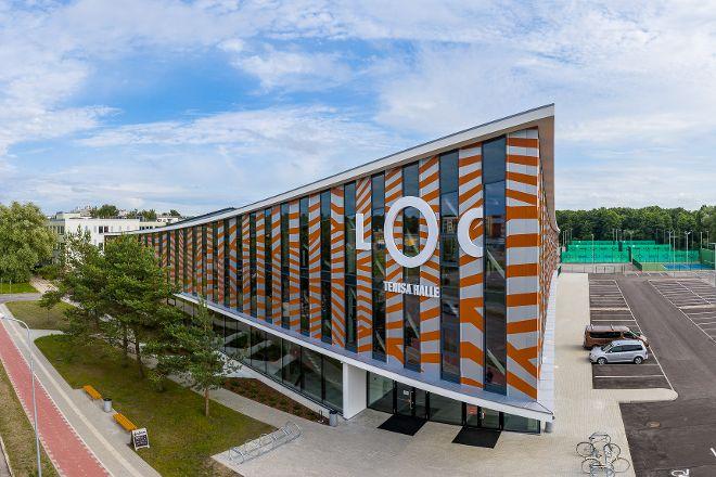Liepajas Olimpiskais Centrs, Liepaja, Latvia