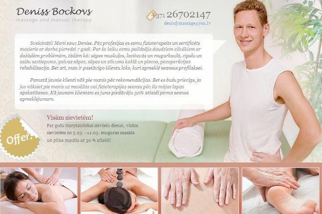 Massage4you.lv, Riga, Latvia