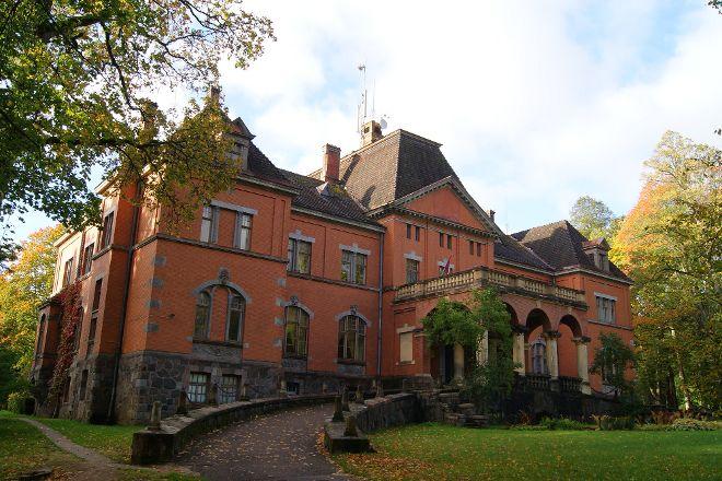 Pelci Palace, Kuldiga, Latvia