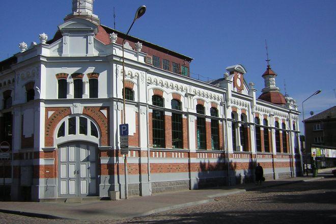 Peter Market, Liepaja, Latvia