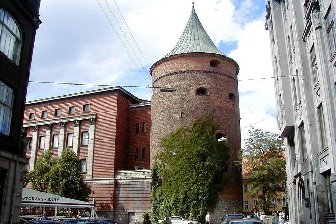 Powder Tower, Riga, Latvia