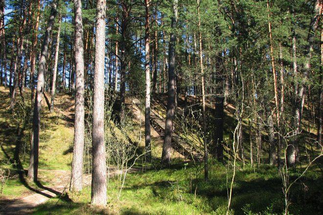 Ragakapa Nature Park, Jurmala, Latvia