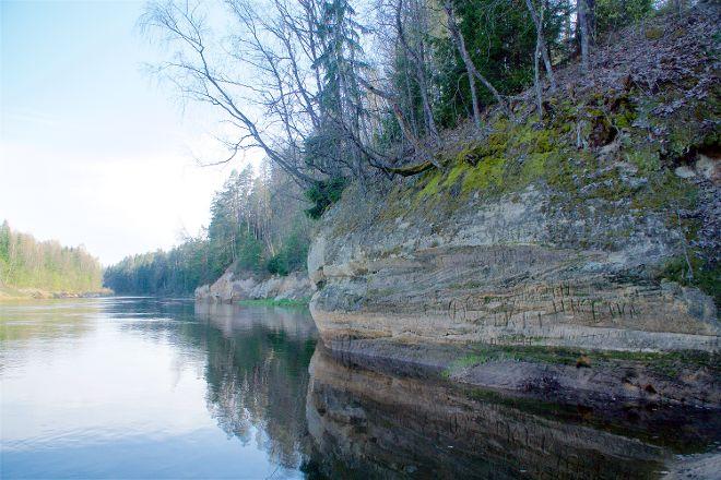 Sietiniezis Rock, Valmiera, Latvia