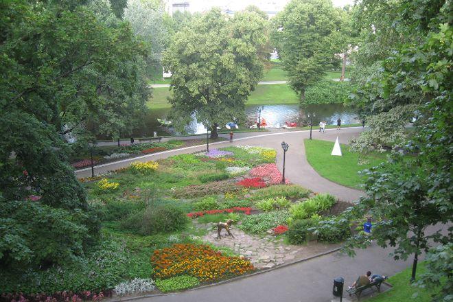Vermanes Garden, Riga, Latvia