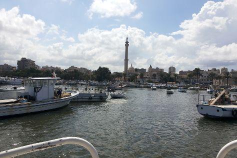 El Mina Port, Tripoli, Lebanon
