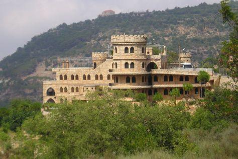 Moussa Castle, Beiteddine, Lebanon