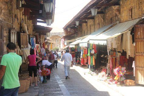 Old Souk, Byblos, Lebanon