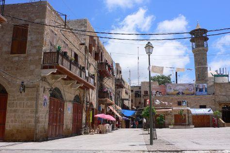 Sidon Souks, Sidon, Lebanon
