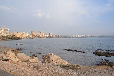 Tyre Beach, Sur, Lebanon